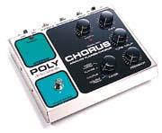 Electro-Harmonix Stereo Polychorus Pedal.